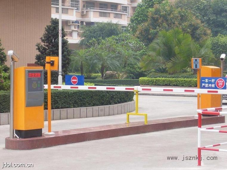 远距离停车场系统